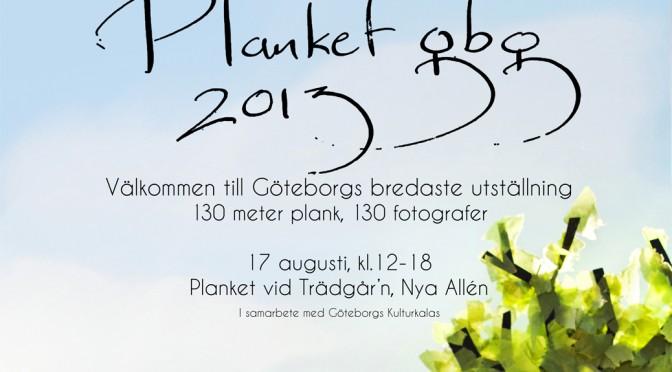 Affischen till PlanketGBG 2013